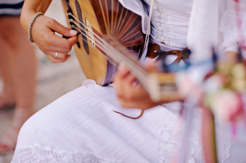spetses wedding music