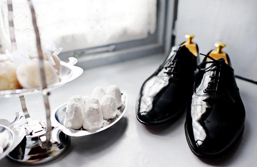 spetses wedding shoes
