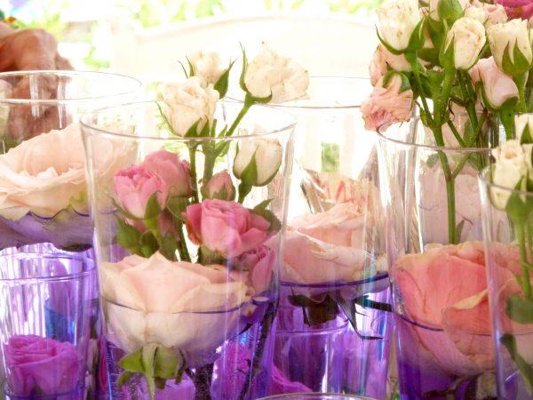 spetses wedding flowers