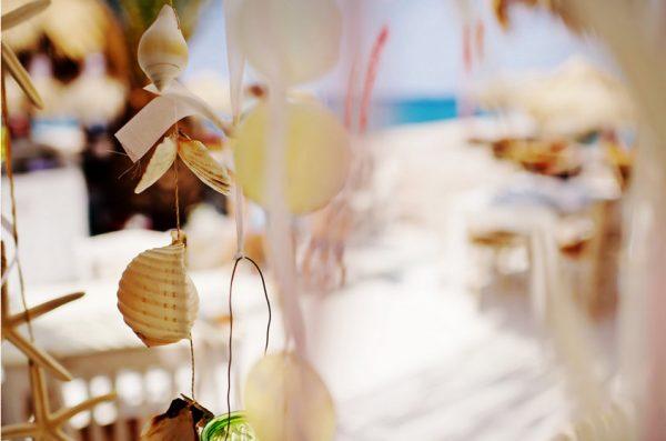 spetses wedding escort cards