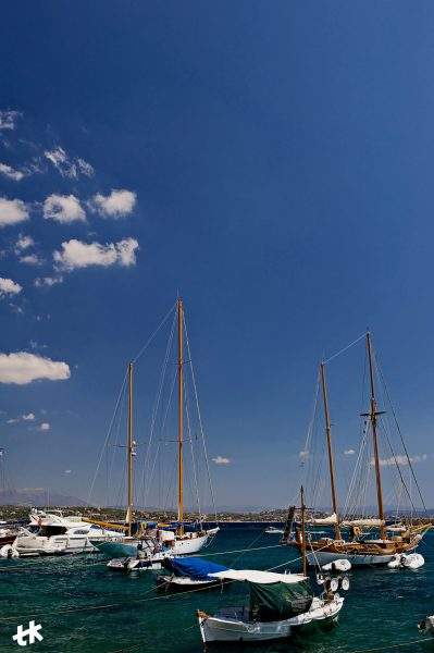 spetses sea